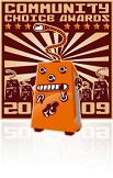 CCA 2009 Mascot